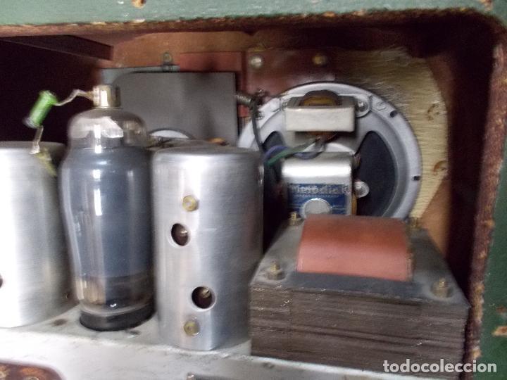 Radios de válvulas: Radio española - Foto 12 - 154830194