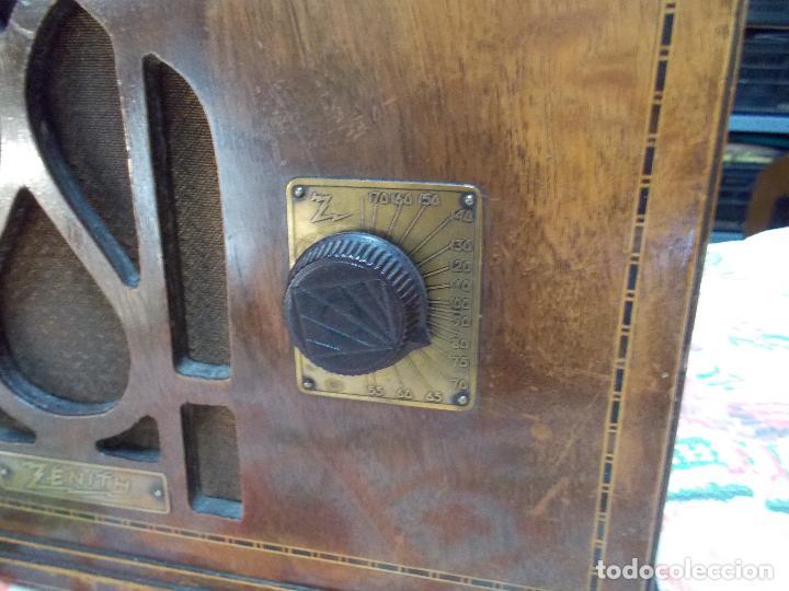 Radios de válvulas: Radio Zenith - Foto 7 - 154834270