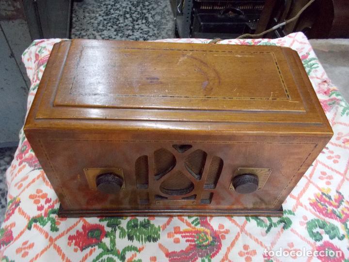 Radios de válvulas: Radio Zenith - Foto 9 - 154834270