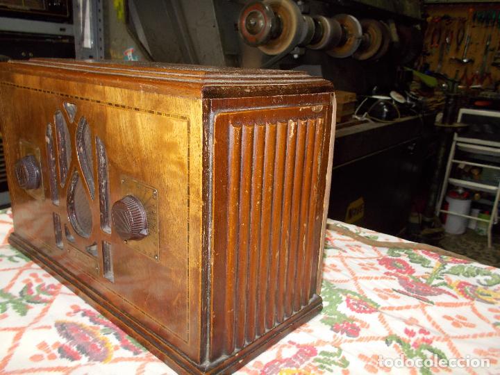 Radios de válvulas: Radio Zenith - Foto 10 - 154834270
