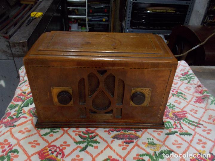 Radios de válvulas: Radio Zenith - Foto 15 - 154834270
