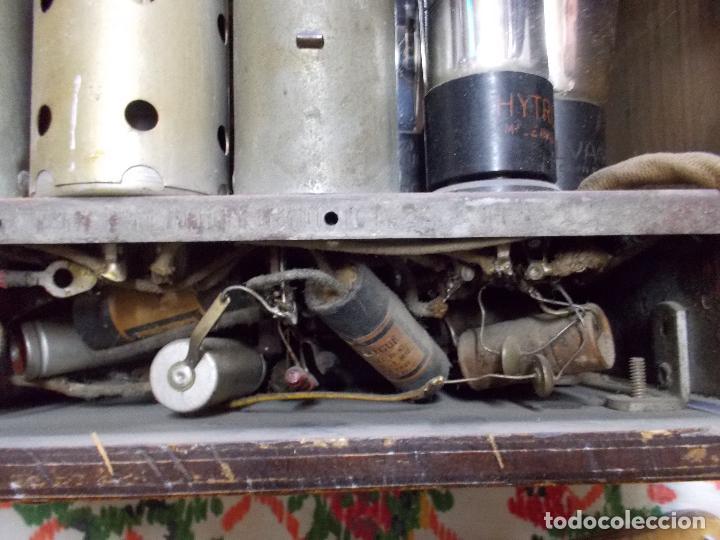 Radios de válvulas: Radio Zenith - Foto 18 - 154834270