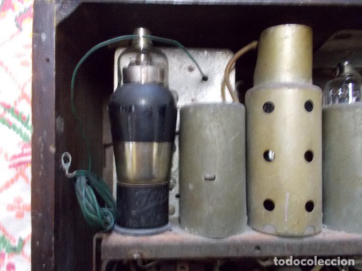 Radios de válvulas: Radio Zenith - Foto 20 - 154834270