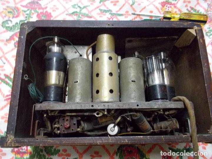 Radios de válvulas: Radio Zenith - Foto 21 - 154834270