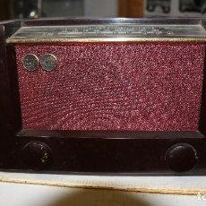 Radios de válvulas: RADIO RCA VICTOR. Lote 154915474