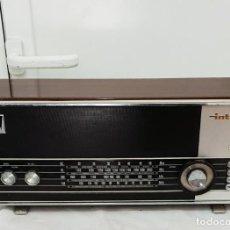 Radios de válvulas: RADIO INTER. Lote 155013506