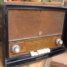 Radios à lampes: PHILIPS B4 E 72A. Lote 155140314