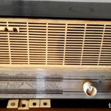 Radios de válvulas: RADIO VALVULAS ASKAR AÑOS 50 FUNCIONA. Lote 155509286