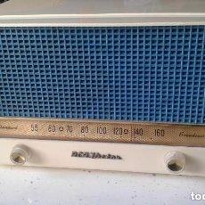 Radios de válvulas: PRECIOSO RADIO AMERICANO MARCA RCA UX648 MODELO VICTOR FUNCIONANDO MUY BIEN. Lote 155511678