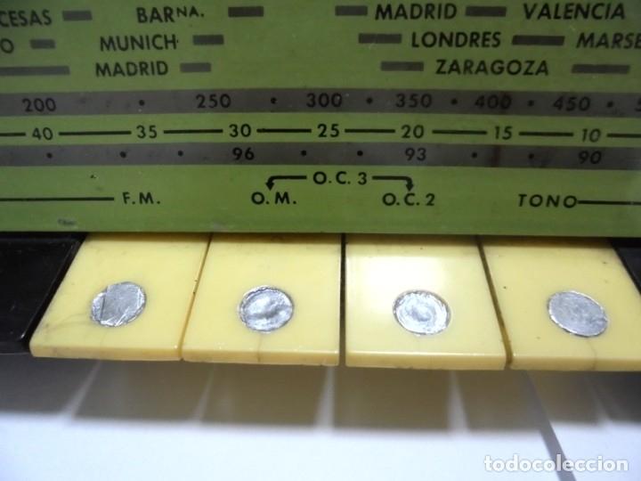 Radios de válvulas: RADIO. ASKAR. MODELO AE - 1331. FUNCIONA. BUEN ESTADO. VER FOTOS - Foto 2 - 76439399