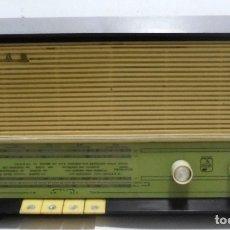 Radios de válvulas: RADIO. ASKAR. MODELO AE - 1331. FUNCIONA. BUEN ESTADO. VER FOTOS. Lote 76439399