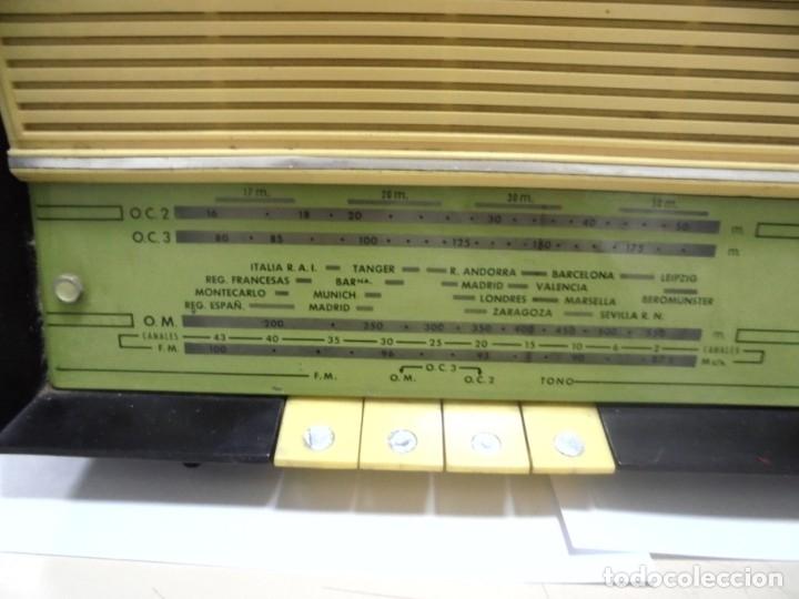 Radios de válvulas: RADIO. ASKAR. MODELO AE - 1331. FUNCIONA. BUEN ESTADO. VER FOTOS - Foto 3 - 76439399