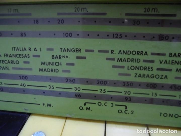 Radios de válvulas: RADIO. ASKAR. MODELO AE - 1331. FUNCIONA. BUEN ESTADO. VER FOTOS - Foto 6 - 76439399
