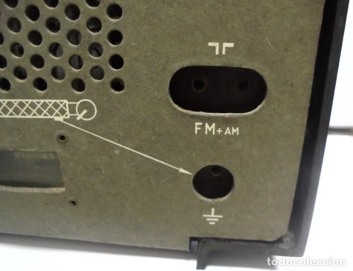Radios de válvulas: RADIO. ASKAR. MODELO AE - 1331. FUNCIONA. BUEN ESTADO. VER FOTOS - Foto 11 - 76439399