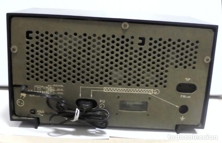 Radios de válvulas: RADIO. ASKAR. MODELO AE - 1331. FUNCIONA. BUEN ESTADO. VER FOTOS - Foto 10 - 76439399