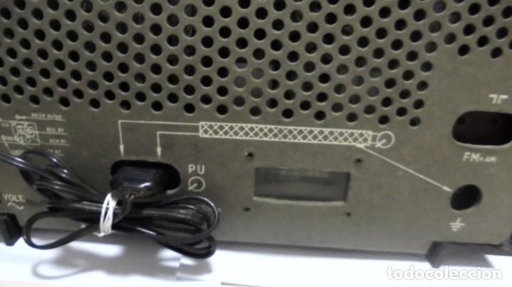 Radios de válvulas: RADIO. ASKAR. MODELO AE - 1331. FUNCIONA. BUEN ESTADO. VER FOTOS - Foto 12 - 76439399