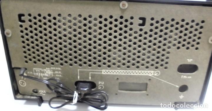 Radios de válvulas: RADIO. ASKAR. MODELO AE - 1331. FUNCIONA. BUEN ESTADO. VER FOTOS - Foto 14 - 76439399