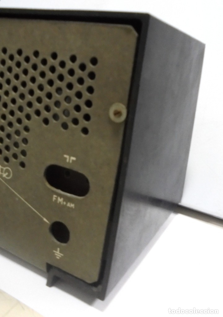 Radios de válvulas: RADIO. ASKAR. MODELO AE - 1331. FUNCIONA. BUEN ESTADO. VER FOTOS - Foto 16 - 76439399