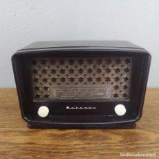 Radios de válvulas: ANTIGUA RADIO DE 5 VALVULAS MARCONI ESPAÑOLA S.A MODELO J 15 DE 1954 . Lote 155725954