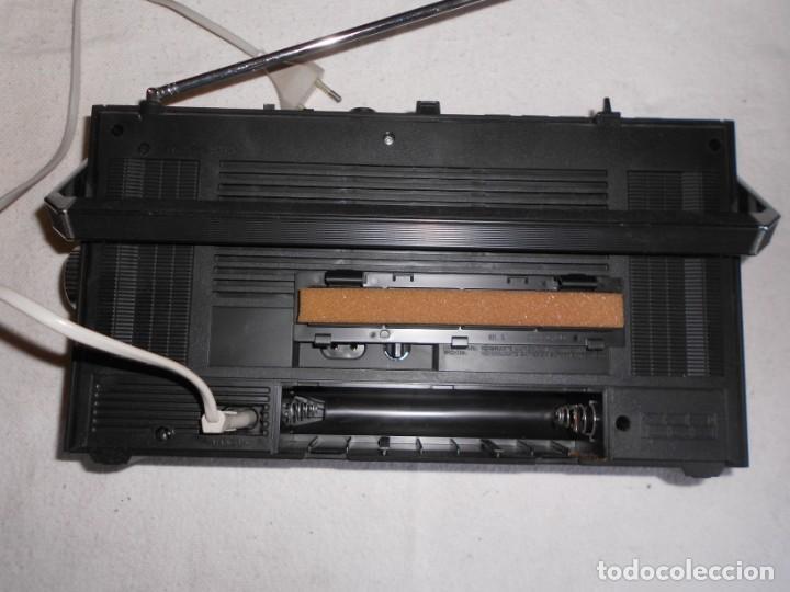 Radios de válvulas: Radio Cassette Philips - Foto 5 - 155945982