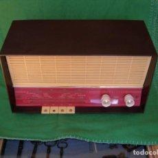 Radios de válvulas: RADIO ANTIGUA DE VÁLVULAS. Lote 155979922