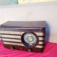 Radios de válvulas: PRECIOSA RADIO DE VÁLVULAS PHILIPS IMPECABLE. Lote 156496609