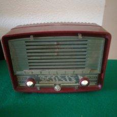 Radios de válvulas: RADIO DE VÁLVULAS PHILIPS. Lote 156814542