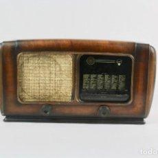 Radios de válvulas: RADIO DE VALVULAS MARCA BLAUPUNKT MEDIADOS DE SIGLO XX.. Lote 156990202