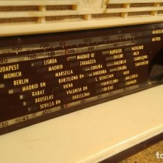 Radios de válvulas: RADIORECEPTOR INVICTA. Lote 157267814