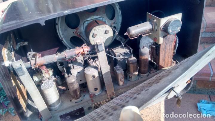 Radios de válvulas: Receptor PHILIPS BE 452A - Foto 4 - 157370058