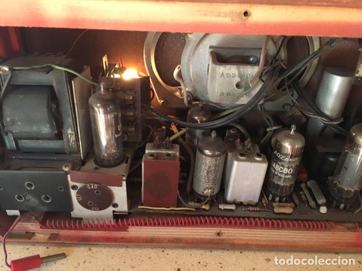 Radios de válvulas: RADIO SBR R18 220 V.RETRO - Foto 9 - 116134379