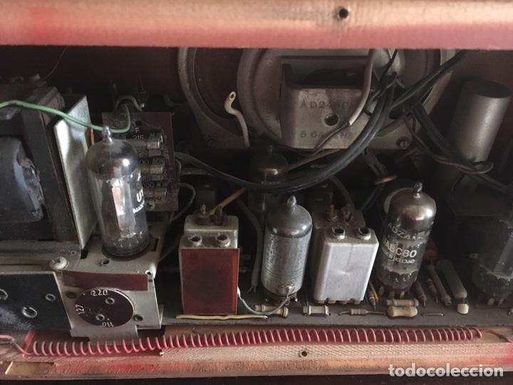 Radios de válvulas: RADIO SBR R18 220 V.RETRO - Foto 10 - 116134379