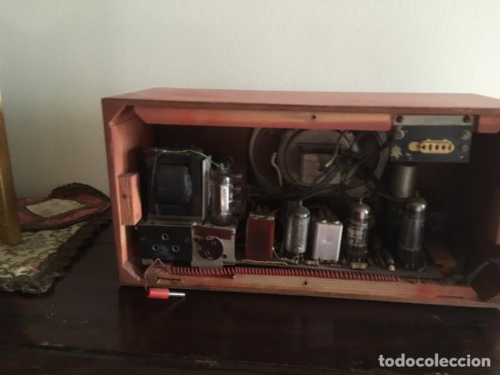 Radios de válvulas: RADIO SBR R18 220 V.RETRO - Foto 13 - 116134379