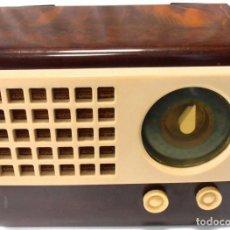 Radios de válvulas: ANTIGUA Y RARA RADIO DE VALVULAS EMERSON 520 DE CATALIN RADIO DE COLECCION AÑO 1946. Lote 158374918