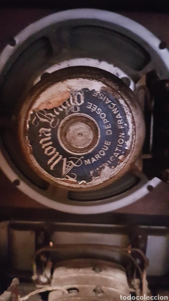 Radios de válvulas: RADIO MARCA FRANCESA. POLER. AÑOS 1935~ - Foto 3 - 158401644