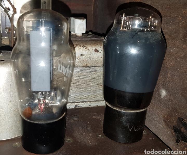 Radios de válvulas: RADIO MARCA FRANCESA. POLER. AÑOS 1935~ - Foto 4 - 158401644
