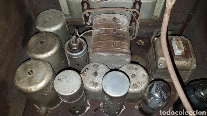 Radios de válvulas: RADIO MARCA FRANCESA. POLER. AÑOS 1935~ - Foto 5 - 158401644