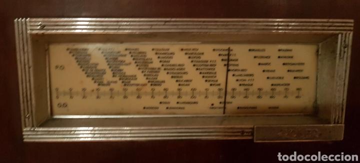 Radios de válvulas: RADIO MARCA FRANCESA. POLER. AÑOS 1935~ - Foto 7 - 158401644