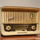 Radios de válvulas: RADIO ANTIGUA TELEFUNKEN. MODELO JUBILATE 9. TOTALMENTE REVISADA. 12 MESES DE GARANTIA. VER VIDEO. Lote 159468834