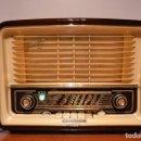 Radios de válvulas: RADIO ANTIGUA TELEFUNKEN, MODELO GAVOTTE. TOTALMENTE REVISADA. 12 MESES DE GARANTIA. Lote 159469958