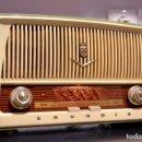 Radios de válvulas: RADIO ANTIGUA GRUNDIG. TOTALMENTE REVISADA. 12 MESES DE GARANTIA. VER VIDEO. Lote 159471026