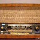 Radios de válvulas: RADIO ANTIGUA SABA. TOTALMENTE REVISADA. 12 MESES DE GARANTIA. VER VIDEO. Lote 159472314