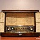Radios de válvulas: RADIO ANTIGUA SIEMENS. TOTALMENTE REVISADA. 12 MESES DE GARANTIA. VER VIDEO. Lote 159472702