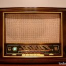 Radios de válvulas: RADIO ANTIGUA SABA MEERSBURG. TOTALMENTE REVISADA. 12 MESES DE GARANTIA. VER VIDEO. Lote 159473042