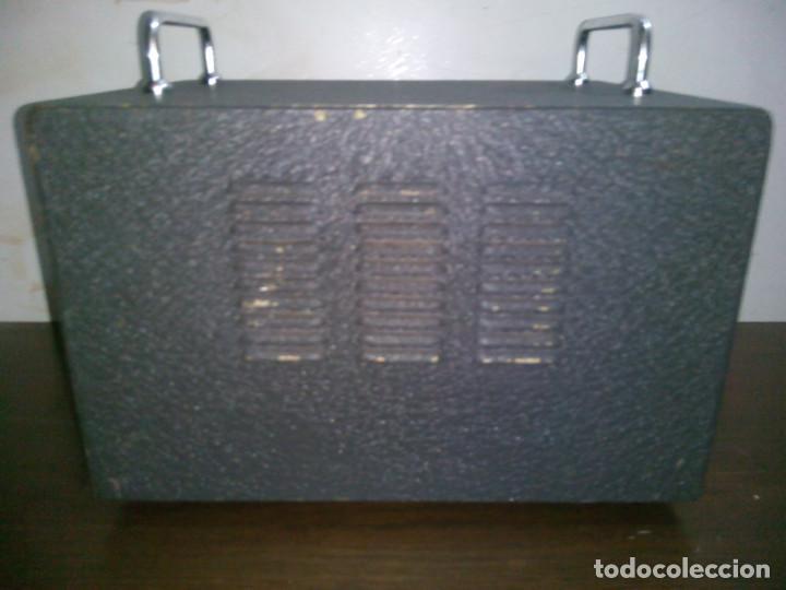 Radios de válvulas: Radio Militar. Generador de señales. COTELEC DERVEAUX - Foto 4 - 159753258