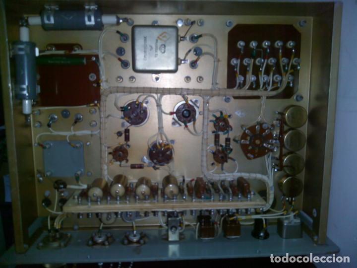 Radios de válvulas: Radio Militar. Generador de señales. COTELEC DERVEAUX - Foto 6 - 159753258