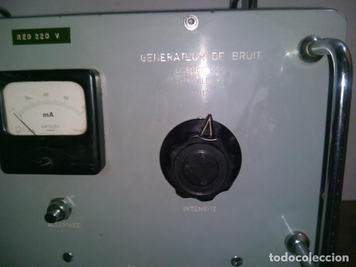 Radios de válvulas: Radio Militar. Generador de señales. COTELEC DERVEAUX - Foto 12 - 159753258