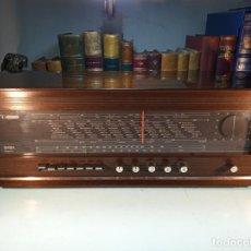 Radios de válvulas: RADIO SABA MOD. SRI-16 STEREO I. ENCIENDE PERO NO FUNCIONA. 64 X 22 CM. ALTO 22 CM.. Lote 159848910