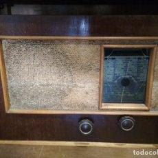 Radios de válvulas: ANTIGUA RADIO DECORACIÓN VÁLVULAS. Lote 159911934
