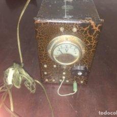 Radios de válvulas: ORIGINAL ANTIGUO TRANSFORMADOR DE RADIO. Lote 159996346